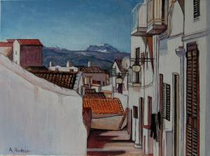 a street in dirupo